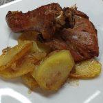 ᐅ 🥇 Rôti de boeuf d'Aragon aux pommes de terre